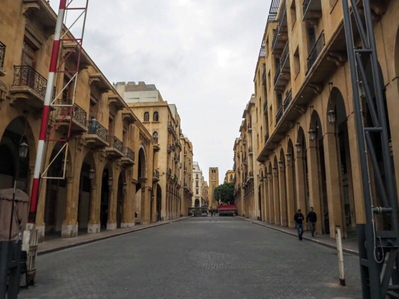 Downtown Beirut, Líbano