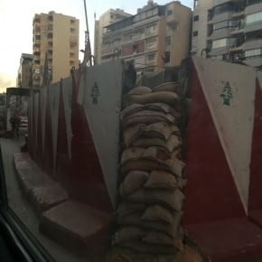 Trinchera Beirut